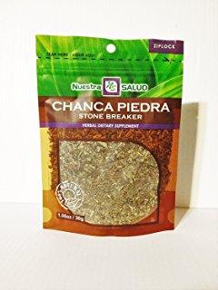 infusiones que se comercializan en el Perú - Chanca Piedra