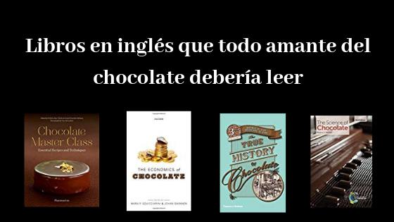 libros para amantes del chocolate