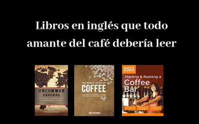 Libros en inglés que todo amante del café debería leer