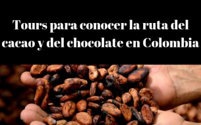 Tours para conocer la ruta del cacao y del chocolate en Colombia