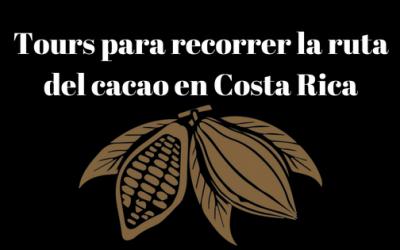 Tours para recorrer la ruta del cacao de Costa Rica