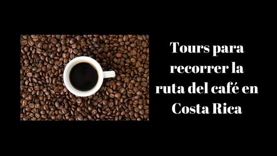 Tours para recorrer la ruta del café en Costa Rica